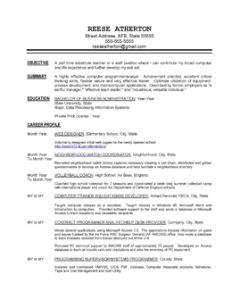 sample resumes for career change   padasuatu resume it    s a kind of    free resume samples professional writer