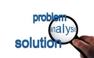 Problem - analysis - solution