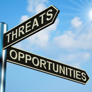 Threats or opportunities