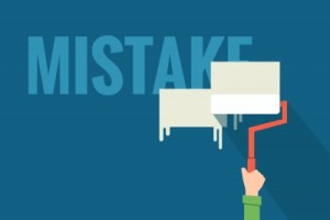 Do you have a career mistake in your past? Don't let it stop you from reaching your goal.