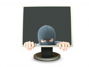 If that work-at-home job seems too good to be true, it probably is. Don't let an identity thief into your home.